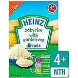 Heinz Céréales Savoureuses Bébé Riz Avec Des Légumes...