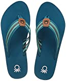 #6: United Colors of Benetton Women's Flip-Flops