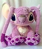 Authentic Disney - Lilo und Stitch - Die Freundin von mischievous Stitch, große Angel Fluffy weichen Plüsch Puppe Spielzeug