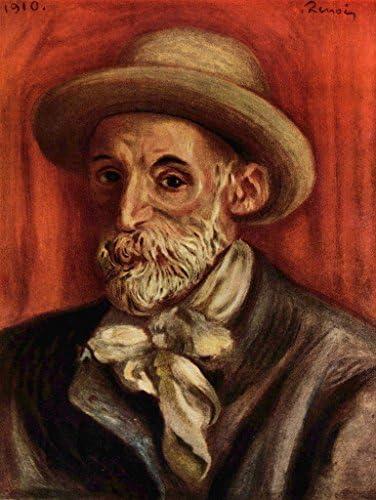 Lais Lais Lais Puzzle Pierre-Auguste Renoir - Autoportrait 100 Pieces | élégant  4334d4