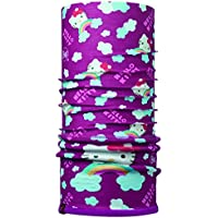 Buff Polar para niñas, color multicolor (hk rainbow purple/mardi grape), talla unica