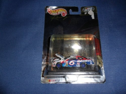 2000-nascar-hot-wheels-mark-martin-6-valvoline-ford-taurus-1-64-diecast-hood-opens-and-comes-with-st