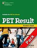 Pet result. Student's Book-Workbook without key. Con espansione online. Per le Scuole superiori. Con Multi-ROM