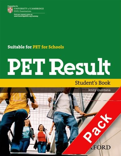 Pet result. Student's Book-Workbook without key. Per le Scuole superiori. Con Multi-ROM. Con espansione online
