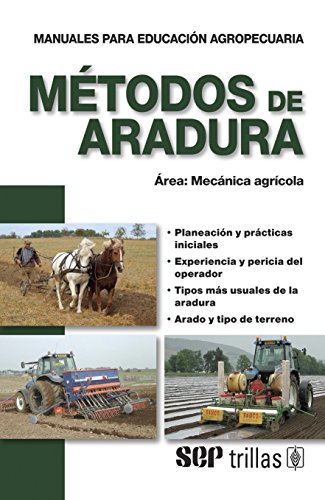 Metodos de aradura/Plow methods por F. a. o.