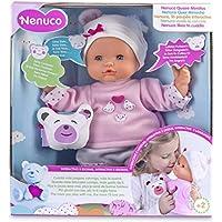 Nenuco 700013105 - Poupée - ta Première Poupée Interactive
