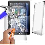 "Theoutlettablet® Protector Cristal Templado universal compatible con tablet SPC Glee 10.1"" / SPC Dark Glow 10.1"" / SPC Blink 10.1"""