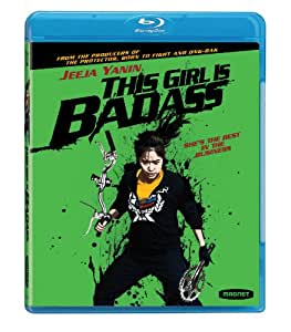 This Girl Is Badass [Blu-ray] [2011] [US Import]