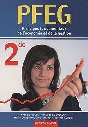 PFEG 2e : Principes fondamentaux de l'économie et de la gestion