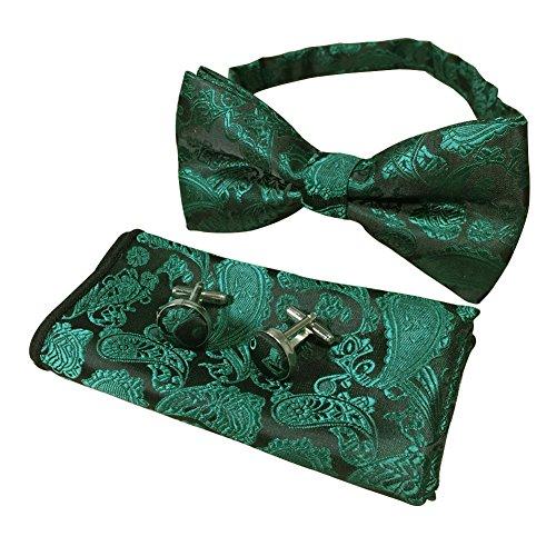 Enjoymore - Boite à cravate - Homme vert foncé