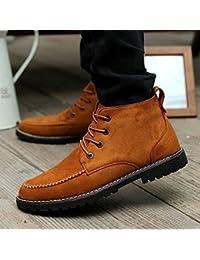 XIAOLIN- Plate Schuhe Koreanische Version Trend Freizeitschuhe Laufschuhe Luftkissenschuhe ( Farbe : 02 , größe : EU43/UK9/CN44 )