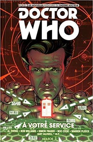 Doctor Who - 11e docteur - tome 2 A votre service (2)
