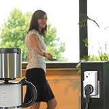 Brennenstuhl Funkschalt-Set RCS 1000 N Comfort (3er Funksteckdosen Set Innenbereich, mit Handsender und Kindersicherung) weiß Vergleich