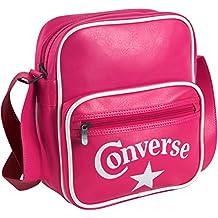988765bf38b97 CONVERSE Umhängetasche SHOULDER BAG SMALL Schultertasche Handtasche Medium  Pink