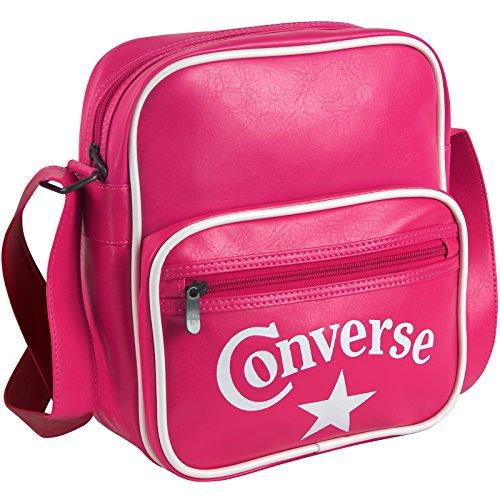 CONVERSE Umhängetasche SHOULDER BAG SMALL Schultertasche Handtasche Medium Pink -