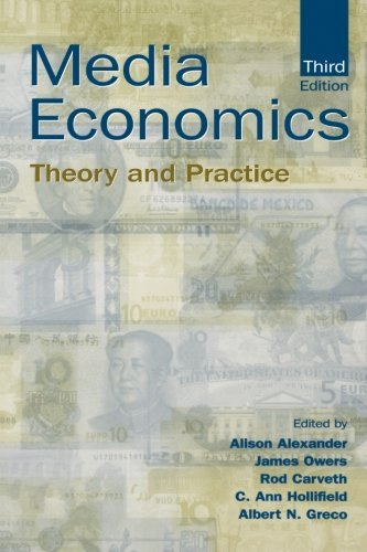 Media Economics: Theory and Practice (Routledge Communication Series) (2003-11-01)