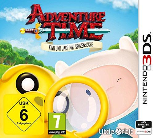 Adventure Time - Finn und Jake auf Spurensuche - [Nintendo Wii U]
