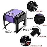 Sedeta SOLEDI Máquina de Grabado Inicio 1000mW Impresora de Alta Velocidad USB Grabador láser DIY Marcado Cortador Grabado de Escritorio