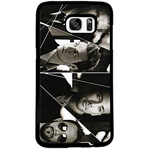 Peronalized Samsung Galaxy S7 Edge Custodia Case Backstreet Boys Samsung S7 Edge Custodia Case Backstreet Boys band Samsung Galaxy S7 Edge Cover Custodia Case With Hard Shell Prottetiva pour for Samsung S7 Edge Design Backstreet Boys - Specialized Hard Rock