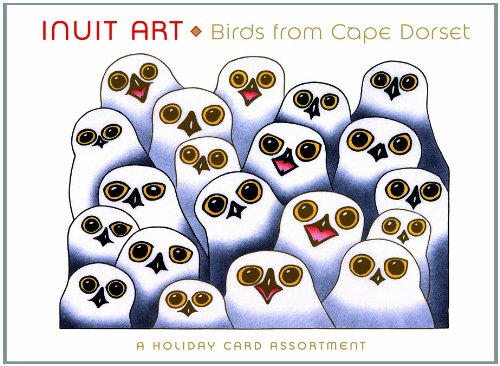 Inuit Art Holiday Cards