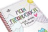 Il mio libro degli amici DIN A5Gufo Poesie Album scuola materna Il Mio Primo Amici