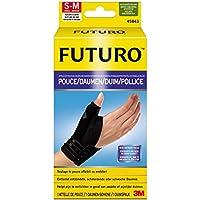 FUTURO FUT45843 Daumen Schiene, latexfrei, S - M, schwarz preisvergleich bei billige-tabletten.eu