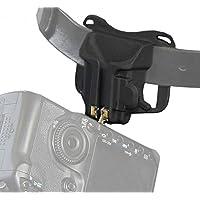 Clip de cinturón para cámara de soporte para el cinturón para cámaras réflex digitales y cámaras compactas - cámara de cinturón Clip - Camera Belt cinturón
