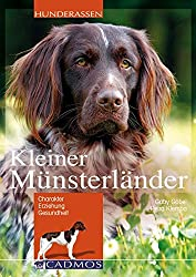 Kleiner Münsterländer: Charakter, Erziehung und Gesundheit (Cadmos Hunderassen)