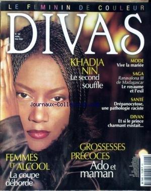 DIVAS [No 6] du 01/04/2000