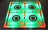 LED Deckenleuchte Leuchte Decken Lampe Farbwechsel bunt D3 Fernbedienung Test