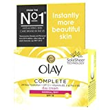 Olay 3-in-1 Complete Care Moisturiser Day Cream SPF15 for Normal/Dry Skin, 50 ml