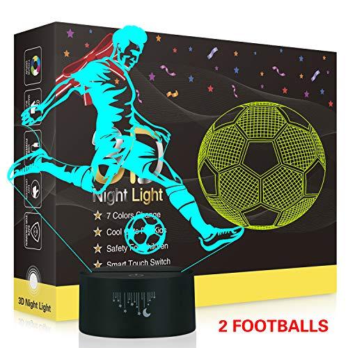 Fussball 3d Lampe Vergleich Tolle Sportartikel Hier