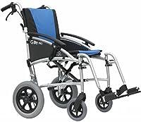 "Van Os Excel G-Lite Pro 12.5"" Transit Wheelchair with 40x42cm Seat"