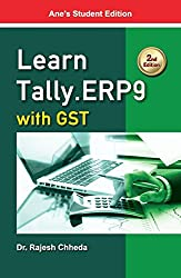 Learn Tally.ERP 9 with GST, 2nd Edn