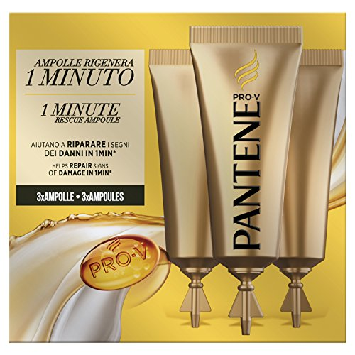 Scheda dettagliata Pantene Ampolla Rigenera e Protegge, Capelli Danneggiati, 15 ml