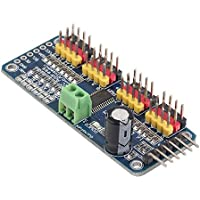 Rokoo PCA9685 16 Kanal 12-bit PWM Servo motor Treiber I2C Modul Für Arduino Roboter