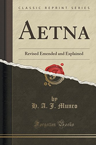 aetna-revised-emended-and-explained-classic-reprint