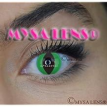 5e80a712089a1e Lentilles De Contact De Couleur Fantaisie Crazy Lens Cosplay