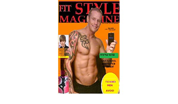 FitStyle Magazine Back to school fall issue 2011 (FitStyle Magazine Collection)