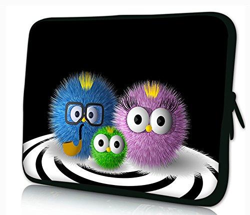 "Funky Planet 10\""Zoll Tablet Laptop Tasche Schutzhülle Bags/Cases (Family)"