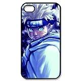 cases covers shells Cartoon Uzumaki Naruto Custom Couverture pour Apple iPhone 4/4S...
