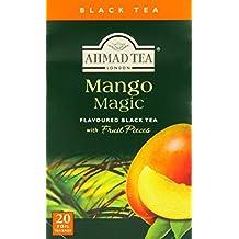 Ahmad Tea Mango Magic (Pack of 1, Total 20 Aluminium