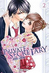 Private Secretary Edition simple Tome 2