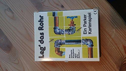 Preisvergleich Produktbild Leg' das Rohr. Das lustigste Klempnerspiel aller Zeiten...! (Ein Parker Kartenspiel. Für die ganze Familie, 2-5 Spieler ab 8 Jahren)