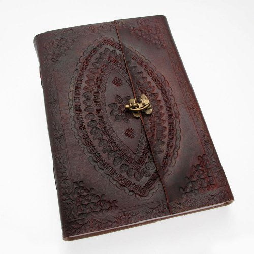 indra-hefty-embossed-leather-journal-with-clasp-180-x-265-mm