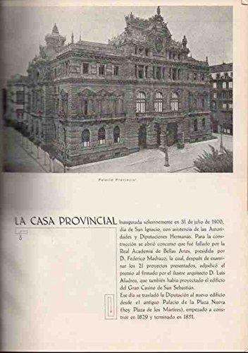 Memoria de la Excelent'sima Diputaci—n Provincial de Vizcaya