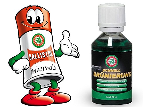 Ballistol Brunitore Rapido a Freddo 50 ml