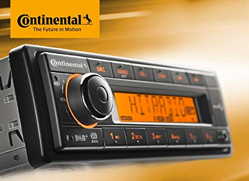 12 Volt Bluetooth PKW Auto Radio RDS & DAB Tuner MP3 WMA USB 12V 2910000430600 - Auto-off Cd-player