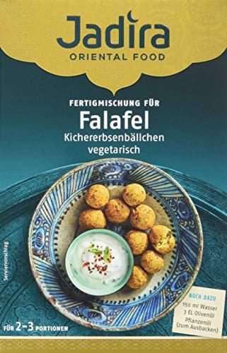 falafel gewuerze Jadira Falafel Fertigmischung, 4er Pack (4 x 160 g)