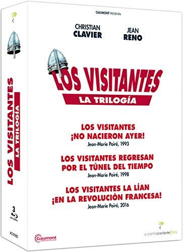 Trilogía Los visitantes [Blu-ray]